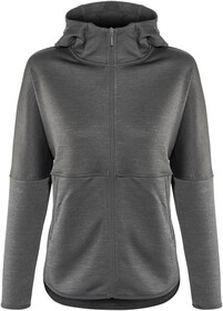 The North Face Cozy Slacker Veste polaire zippée Femme, tnf dark grey heather